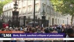 Bataille judiciaire autour du Parlement britannique