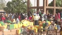 Au Faso, l'eau est devenue une denrée rare