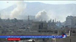 درخواست رییس جمهوری فرانسه از ایران برای رعایت قطعنامه آتش بس سوریه