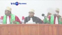 VOA60 Afrika: Mahakama ya kikatiba Comoros yahukumu uchaguzi kurudiwa tena