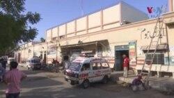 کراچی طیارہ حادثے میں ہلاک افراد کی شناخت کا عمل جاری