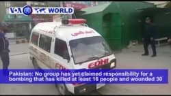 VOA60 World - At Least 18 Killed in Attack on Pakistani Shi'ites