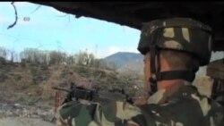 2013-08-06 美國之音視頻新聞: 巴基斯坦軍隊在克什米爾擊斃五名印度士兵