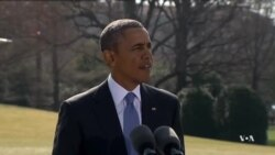 Obama Announces Expansion of Sanctions Against Russia