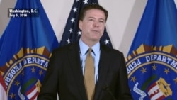 FBI Director Comey on Clinton Emails
