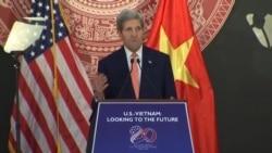 US Kerry Vietnam