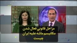 مراحل قانونی فعال شدن مکانیسم ماشه علیه ایران چیست