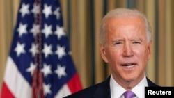 El presidente de EE.UU., Joe Biden conversó el lunes 26 de enero con su par ruso Vladimir Putin, anunció la Casa Blanca.