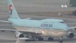 南韓首架撤僑包機抵韓 第二架或週五晚飛離武漢