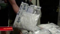 Úc bắt hai nhân viên hàng không quốc tế buôn lậu ma túy