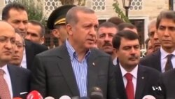 آمریکا و اتحادیه اروپا اقدام ترکیه در حمله به مراکز رسانه ای را محکوم کردند