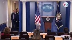 Prezidan Donald Trump Lage dout sou Eleksyon Prezidansyèl Novanm yo