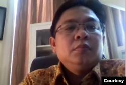 Direktur Eksekutif Indikator Politik Indonesia (IPI) Burhanuddin Muhtadi. (Foto: Courtesy)
