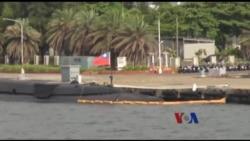 台湾自制潜舰计划受质疑