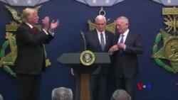 川普簽署行政命令禁止敘利亞難民進入美國