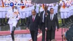 Thủ tướng Nga thăm Hà Nội