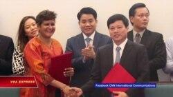 Tranh cãi việc Hà Nội chi hơn 4 triệu đô để quảng cáo trên CNN