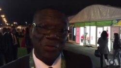 JO 2016 : Issa Diallo, le chef de mission des jeux olympiques du Mali