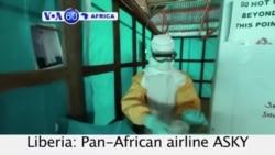 VOA60 Afirka: Ebola, Liberia, Yuli 30, 2014