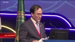 Interpol có tân Chủ tịch
