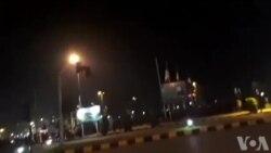 عقب نشینی و فرار ماموران نیروی انتظامی از دست مردم در لاهیجان