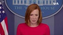 白宮: 談判確保美國安全撤離 並未與塔利班條件交換
