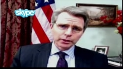 Эксклюзивное интервью посла США Джеффри Пайетта Русской службе «Голоса Америки»