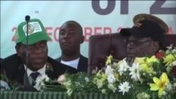 津巴布韦总统穆加贝仍然命运难测