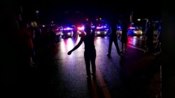 Violence Erupts on Ferguson Shooting Anniversary