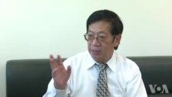 渔业署副署长黄鸿燕称护渔范围有限(原声视频)