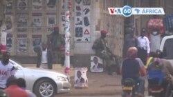 Manchetes africanas 13 Janeiro: Atmosfera tensa em Kampala, um dia antes das eleições