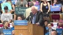 Bầu cử sơ bộ West Virginia: Ông Sanders, Trump chiến thắng