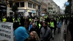 Fransa Sarı Yelekliler Eylemlerinde Şiddeti Tartışıyor