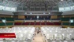 Đà Nẵng biến sân vận động thành bệnh viện dã chiến COVID