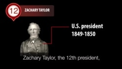 America's Presidents - Zachary Tylor
