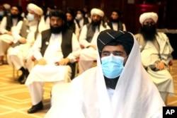 Afg'oniston hukumati vakillari va Tolibon o'rtasida uchrashuvlar 12-sentabrda boshlanganidan buyon biror yangilik yo'q