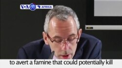 VOA60 Africa - ICRC: Only Months Left to Avert Famine in Africa and Yemen