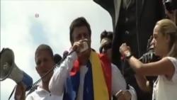 委內瑞拉反對黨領袖洛佩茲被判徒刑