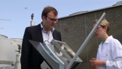 A New Way to Store the Sun for Future Use