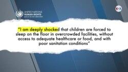 """Bachelet """"consternada"""" por situación de inmigrantes en EE.UU."""