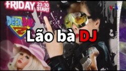 Lão bà DJ