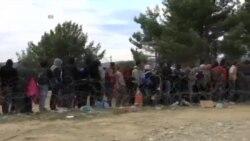 تداوم ورود پناهجویان به اتریش و آلمان در روز دوشنبه