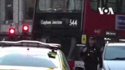 Нападение с ножом на прохожих в Лондоне