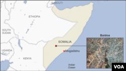 Somaliya kw'ikarata