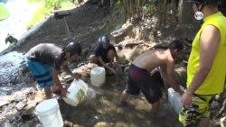 Venezolanos claman por mejoras en los servicios