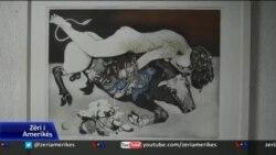 Tuz, ekspozitë në nder të artistit Gjelosh Gjokaj
