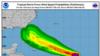 Emiten advertencia de tormenta tropical para Puerto Rico