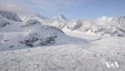 Льодовиковий покрив Антарктиди тане у 6 разів швидше, ніж 40 років тому. Відео