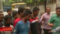 Bangladesh bắt hơn 5.000 nghi can tội phạm