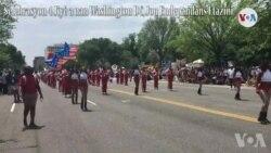 Parad nan Washington DC nan Okasyon Selebrasyon 243èm Endepandans Etazini